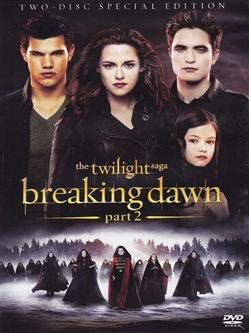 Breaking Dawn - Parte 2 - The Twilight Saga (Special Edition) (2 Dvd)