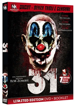 31 (Limited Edition) (Dvd+booklet)