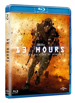 13 Hours - The Secret Soldiers Of Benghazi