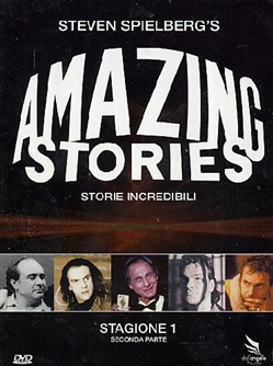 Amazing Stories - Storie Incredibili - Stagione 01 #02 (3 Dvd)
