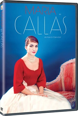 Maria By Callas Dvd