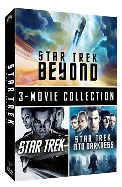 Image of Star Trek / Star Trek Into Darkness / Star Trek - Beyond (3 Dvd)