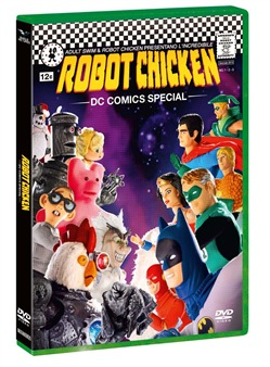 Image of Robot Chicken - Dc Comics Special