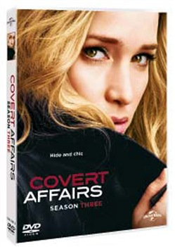 Image of Covert Affairs - Stagione 03 (4 Dvd)