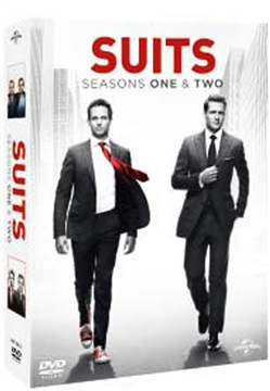 Suits - stagione 01-02 (6 dvd)