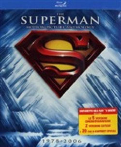 Superman Motion Picture Anthology 1978-2006 (8 Blu-ray)