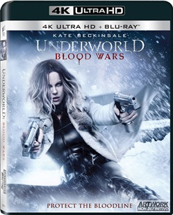 Underworld: Blood Wars (2Blu-Ray 4K Ultra HD)