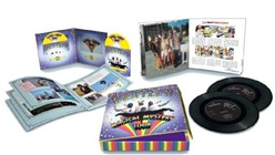 Image of Magical Mystery Tour (Box Dvd + Blu-ray + 7 Vinile)