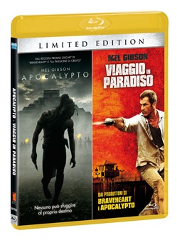 Apocalypto / Viaggio in Paradiso (Limited Edition) (2 Blu-Ray)