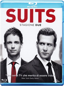 Suits - stagione 02 (4 blu-ray)