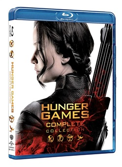 Hunger Games Collection (4 Blu-Ray)