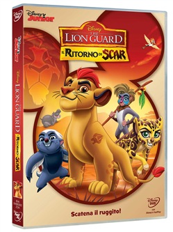 The Lion Guard - Il Ritorno di Scar