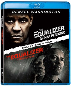 Equalizer Collection (2 Blu-Ray)