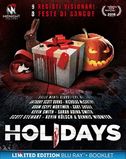Holidays (Limited Edition) (Blu-Ray+booklet)