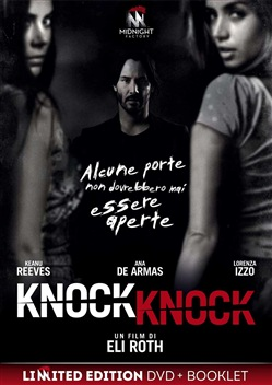 Image of Knock Knock (Limited Edition) (Dvd+booklet)