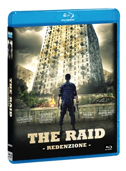 Image of The Raid - Redenzione