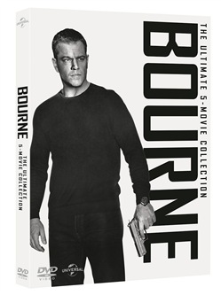 Bourne - Movie Collection (5 Dvd)