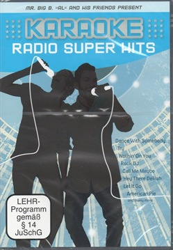 Karaoke Radio Super Hits / Various