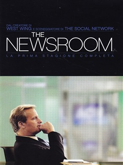 The Newsroom - Stagione 01 (4 Dvd)