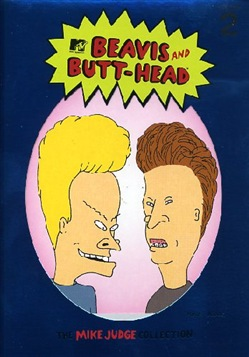 Beavis & Butt-head - The Mike Judge Collection #02 (3 Dvd)