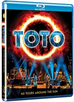 Toto - 40 Tours Around The Sun Live