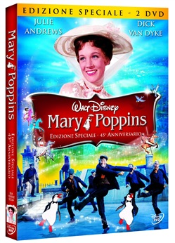 Mary Poppins (45 Anniversario) (Special Edition) (2 Dvd)