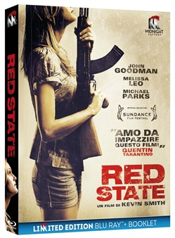 Red State (Limited Edition) (Blu-Ray+booklet)
