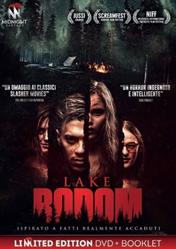 Image of Lake Bodom (Limited Edition) (Dvd+booklet)