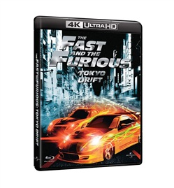 The Fast And The Furious - Tokyo Drift (Blu-Ray 4k Ultra Hd+blu-Ray)