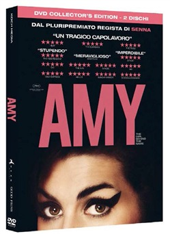 Image of Amy - The Girl Behind The Name (CE) (2 Dvd)