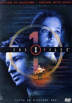 X Files - Stagione 01 (7 Dvd)