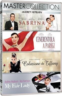 Audrey Hepburn Master Collection (4 Dvd)