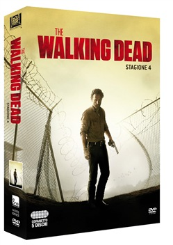 Image of The Walking Dead - Stagione 04 (5 Dvd)
