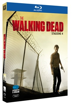 Image of The Walking Dead - Stagione 04 (5 Blu-Ray)