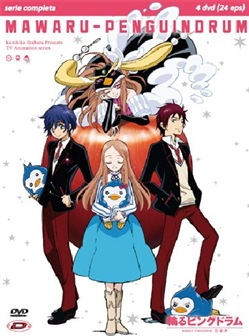 Mawaru Penguindrum - The Complete Series (Eps 01-24) (4 Dvd)