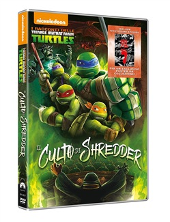 I Racconti delle Teenage Mutant Ninja Turtles - The Cult Of Shredder