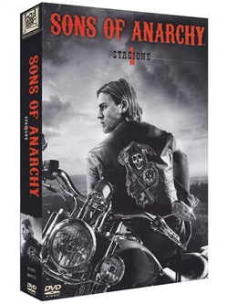 Sons Of Anarchy - Stagione 01 (4 Dvd)