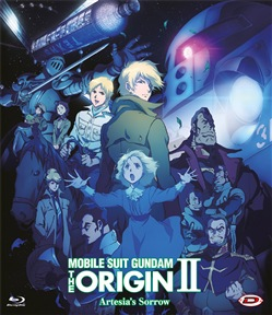 Mobile Suit Gundam - The Origin Ii - Artesia's Sorrow