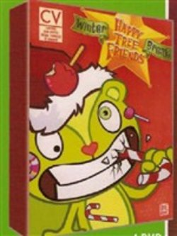 Happy Tree Friends Christmas Edition (4 Dvd)