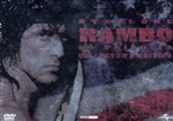 Rambo - La Trilogia (Wide Pack Tin Box) (Limited Edition) (3 Dvd)