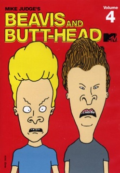 Beavis & Butt-head - The Mike Judge Collection #04 (2 Dvd)