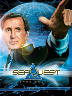 Image of Seaquest - Stagione 01 #01 (Eps 01-11) (4 Dvd)