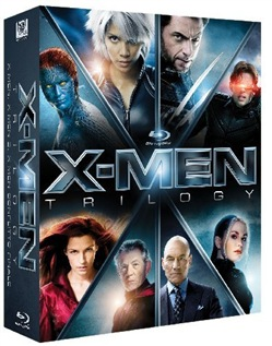 X-Men - Trilogy (Special Edition) (6 Blu-Ray)