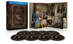 Harry Potter M.A.G.O. Collector's Edition (8 Blu-Ray)