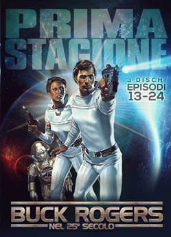 Image of Buck Rogers - Stagione 01 #01 (Eps 01-12) (3 Blu-Ray)