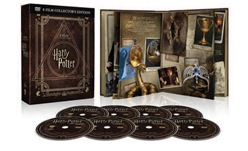 Harry Potter M.A.G.O. Collector's Edition (8 Dvd)
