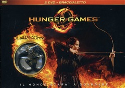 Hunger Games (2 Dvd+braccialetto)