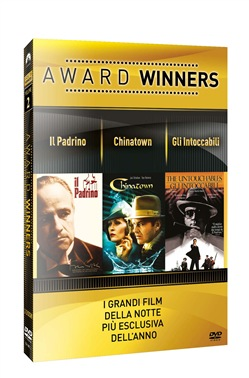 Il Padrino / Chinatown / Gli Intoccabili - Oscar Collection (3 Dvd)