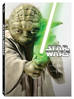 Star Wars Prequel Trilogy - Episodi 1-2-3 (3 Dvd)