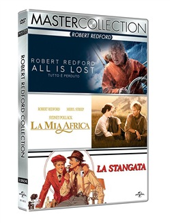 Robert Redford Master Collection (3 Dvd)